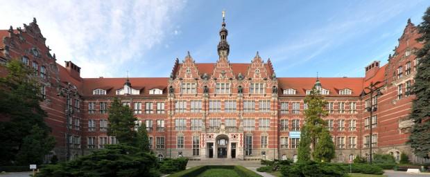GUT Main Building