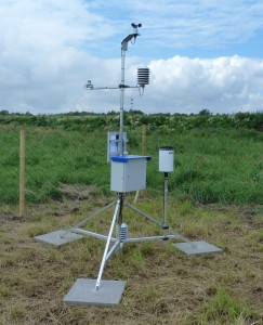 DredgDikes WeatherStation